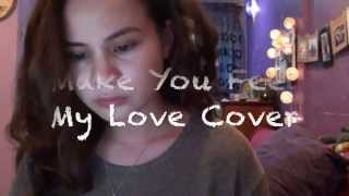 Naddy Zamani - Make you Feel my Love Cover  (Bob dylan/Adele)
