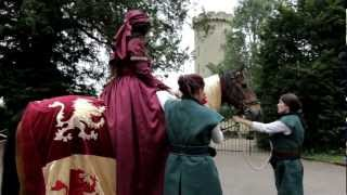 Warwick Castle Medieval Wedding - Next Day Edit