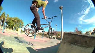 BMX STREET: ETHAN CORRIERE MONSTER MASH BEHIND THE SCENES