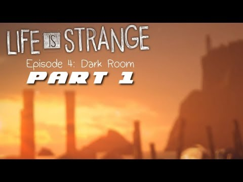 Life is Strange PlayStation 4 Episode 4 - Dark Room Part 1