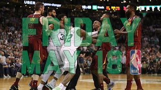 NBA Daily Show: May 18 - The Starters - Video Youtube