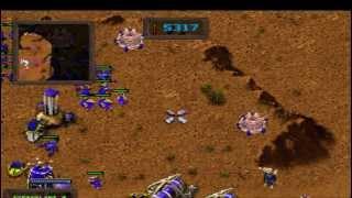 Game báo động đỏ 4 (KKND2 Krossfire) giả lập trên PC