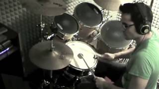 SUBSONICA - DISCOLABIRINTO - DRUM COVER by Cmr