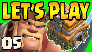 Video Clash Of Clans Th7 Hybrid Base Best Town Hall 7 Defense
