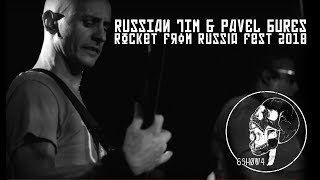 Russian Tim and Pavel Bures Live at Rockets From Russia Fest 2018 #7