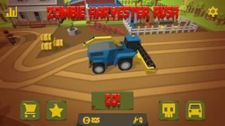 Zombie Harvester Rush ► КОМБАЙН СМЕРТИ ► ФЛЭШ ИГРЫ