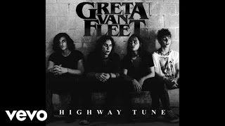 Gambar cover Greta Van Fleet - Highway Tune (Audio)