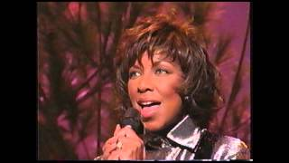 Natalie Cole LIVE - The First Noel