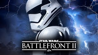 Star Wars Battlefront 2 Single Player - Empire's Deadly New Weapon!