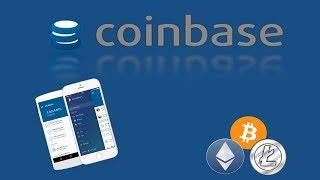 Coinbase - Carteira Bitcoin, Aprenda a Utilizar