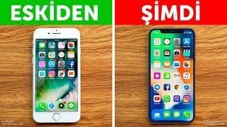 Neden Yeni Telefonların Ana Sayfa Tuşları Yok