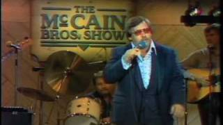 John Conlee on the McCain Brothers Show