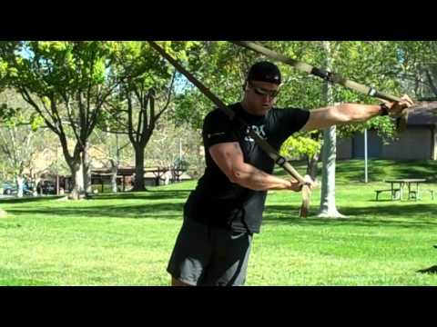 Advanced TRX Suspension Training Exercises: for quick fat loss and muscle gain