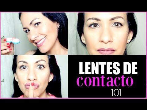 Lentes de Contacto ¿Primera Vez? Este es tu VIDEO!