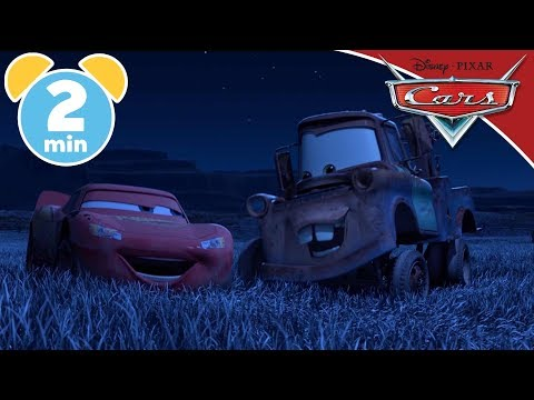 Cars | Rearview Replay: Tractor Tipping  | Disney Junior UK