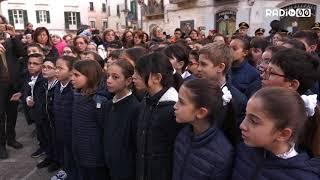La sintesi della Processione del Venerdì Santo dalla Chiesa del Purgatorio.