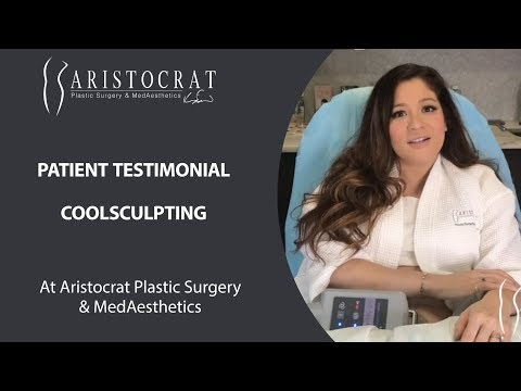 Patient Testimonial: Coolsculpting
