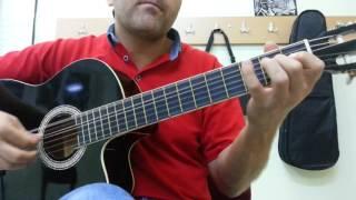 Çayır çimen Geze Geze Gitar