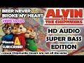 Beer Never Broke My Heart - Luke Combs (Alvin and Chipmunks HD COVER) - NO ROBOTIC VOICES