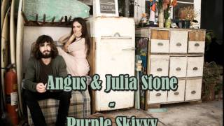 Angus and Julia Stone - Purple Skivvy