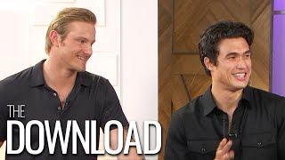 Alexander Ludwig And Charles Melton Test Their Friendship In A Round Of Bad Bros For Life