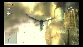 Shadow Bird Rider Clip - Twilight Princess HD