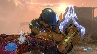 ESTE ELITE OCULTABA EL FINAL LEGENDARIO DE HALO REACH