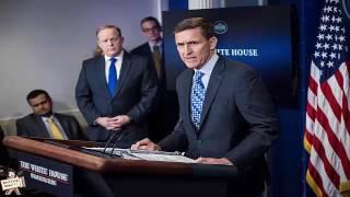 Donald Trump shuts down CNN reporter - BBC News|Calm down|CNN Reporter Can