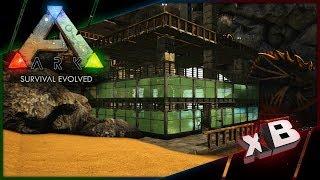 Green House Design Lets Play Ark Survival Evolved E30