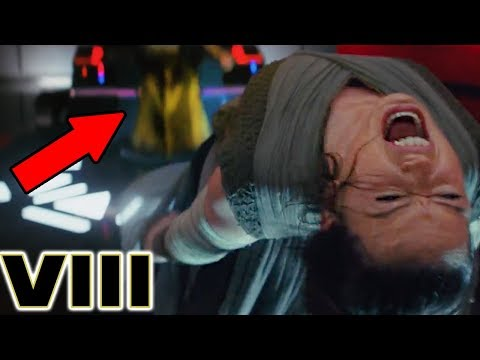 Star Wars The Last Jedi Trailer BREAKDOWN In-Depth - Star Wars Explained