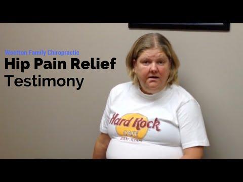 Hip Pain Testimonial