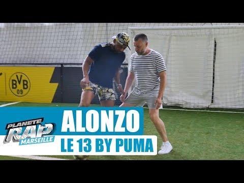 Alonzo nous dévoile le 13 by Puma #PlanèteRap