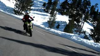 preview picture of video 'Col de la Pierre Saint Martin - Meggy - 2010-05-20-B'