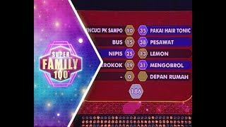 Bisakah Oppa Lee Mencapai 200 Poin Di Babak Super Bonus? - Super Family 100