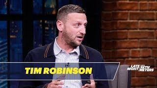 Tim Robinson Used Rejected SNL Sketches On I Think You Should Leave