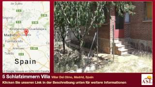 preview picture of video '5 Schlafzimmern Villa zu verkaufen in Villar Del Olmo, Madrid, Spain'