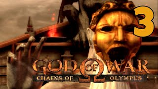 Charon, Sang Penjaga Perahu - God of War Chain of Olympus - Indonesia Longplay 3