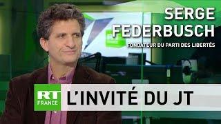 Gilets Jaunes : l'analyse de Serge Federbusch sur RT !