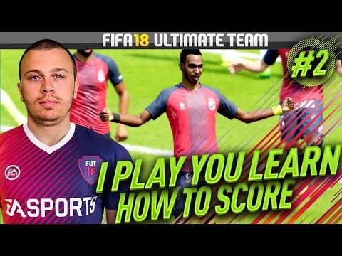FIFA 18 ROAD TO DIVISION 1 - EASY WAY to SCORE GOALS in ULTIMATE TEAM! MY BEST GAMEPLAY SO FAR!