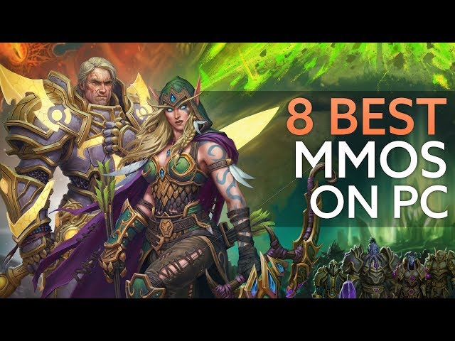 The Best Mmos And Mmorpgs On Pc In 2020 Pcgamesn