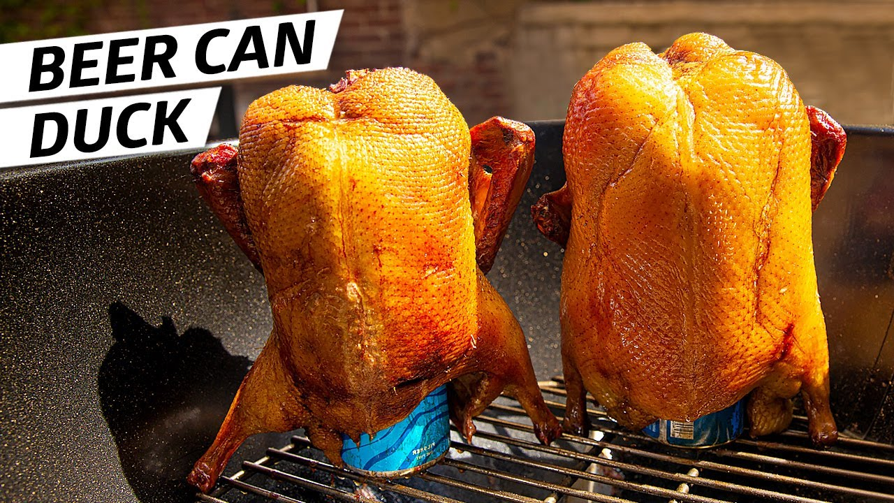 How to Make the Best Beer Can Duck — Prime Time thumbnail