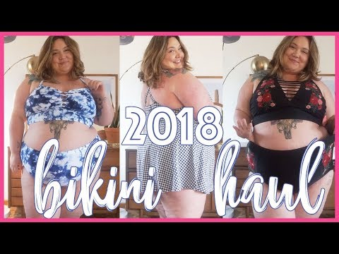 2018 FATKINI PLUS SIZE SWIMWEAR HAUL