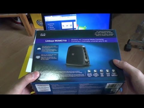 Linksys EA6500 Smart WiFi 802.11ac Router & WUMC Wireless Media Bridge Review (Part 2a: 802.11ac)