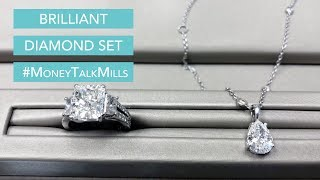 Brilliant Diamond Set
