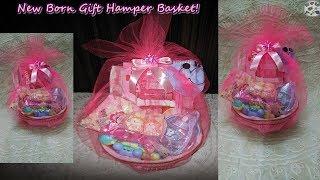 New Born Baby Gift Idea | Baby Girl Gift Idea | New Born Baby Basket | #ETM62