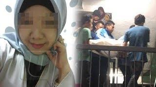 Pembantu Tewas Dibunuh dan Diperkosa di Apartemen, CCTV Tunjukan Korban Pulang untuk Salat dan Makan