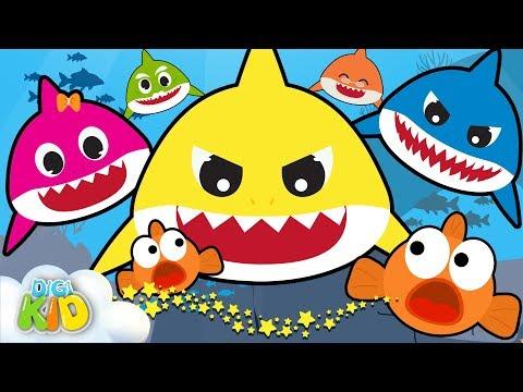 Baby Shark Dance | Animals Songs | Song for kids by Digi Kids