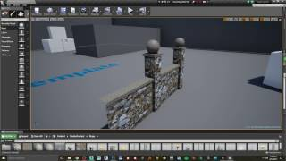 UDK: How to Fix Lightmap Light/Shadow Bleeding and Seams Part 3/4