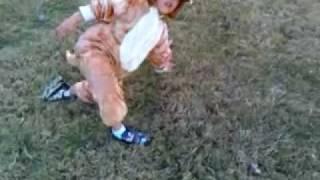 Dynamite Dancing Dinosaur