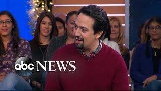 Lin-Manuel Miranda talks his